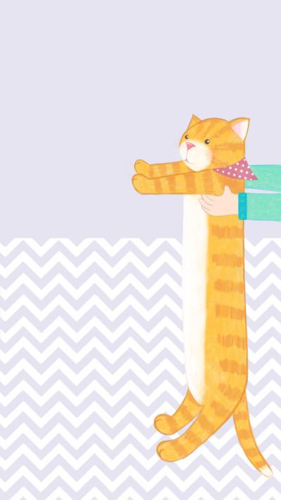 [greeda] Long cat    greeda   Digital Drawing   PENUP