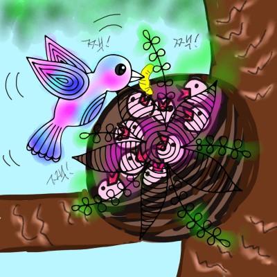 육아.   ONE   Digital Drawing   PENUP