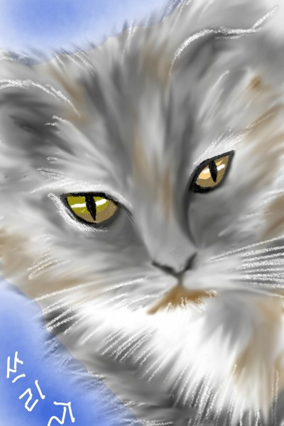 쓰리~ | ONE | Digital Drawing | PENUP