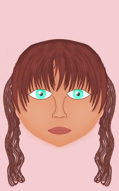 Portrait Digital Drawing   Amelie_Sch   PENUP