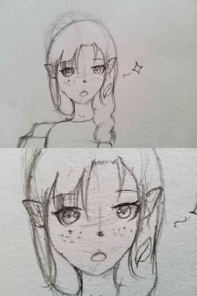 Doodle Digital Drawing   bYaKuGaN_qUeEn   PENUP