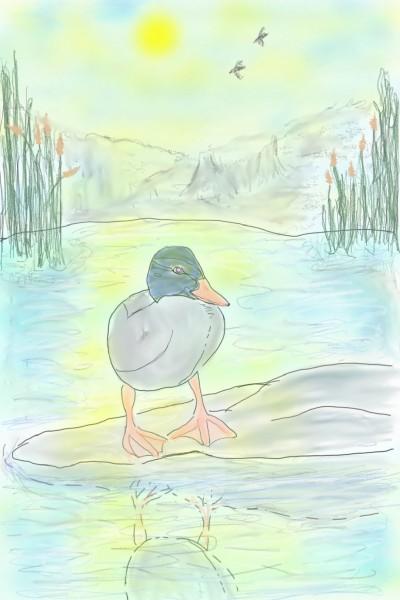 collaboration with Mona   Rhonda   Digital Drawing   PENUP