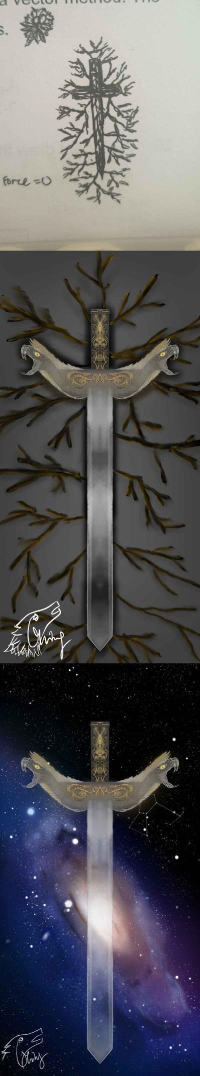Drakein Arc    Yuning   Digital Drawing   PENUP
