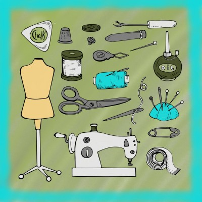 Sewing   Tammy   Digital Drawing   PENUP
