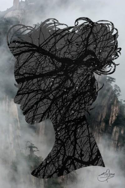 A nature art | ElaDUMAN5 | Digital Drawing | PENUP