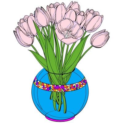flowers | Boomer | Digital Drawing | PENUP
