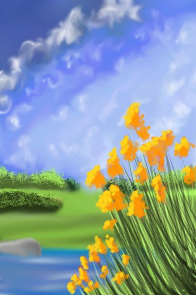 lovely day | Palettelife | Digital Drawing | PENUP