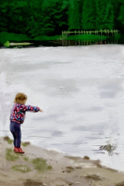 Детское развлечение | SELLEN | Digital Drawing | PENUP