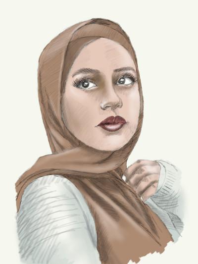 pencil art coloring | opit | Digital Drawing | PENUP