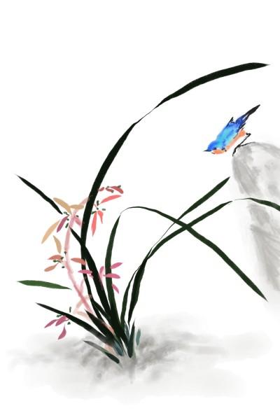 ❤️ The Quiet and Safe ❤ | SmartStudio | Digital Drawing | PENUP