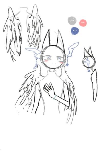 유앙겔리온 | 1ho | Digital Drawing | PENUP