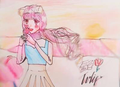 유리옐팀 합쟉(망함 ㅎ | _Sso | Digital Drawing | PENUP