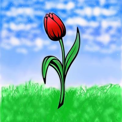 rose | Aml | Digital Drawing | PENUP