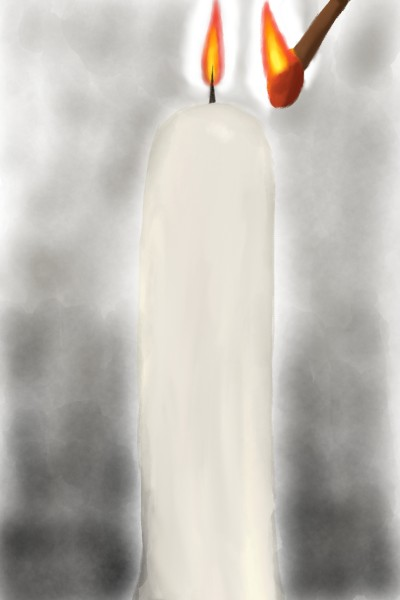 CANDLE  | newstar101124 | Digital Drawing | PENUP