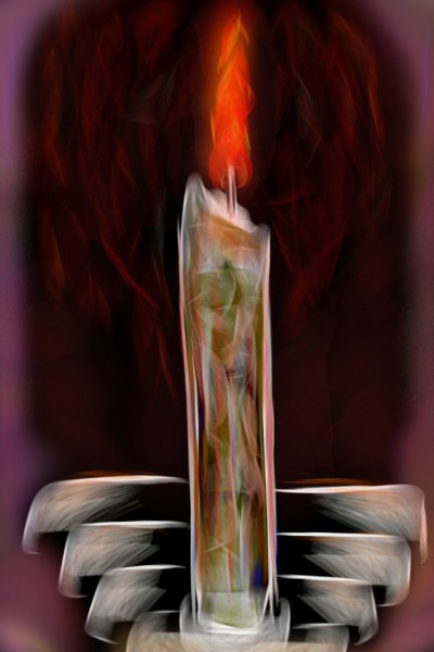 candle  | shigal | Digital Drawing | PENUP
