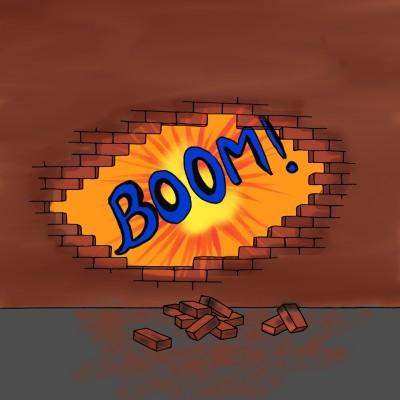 Boom!!! | Sylvia | Digital Drawing | PENUP