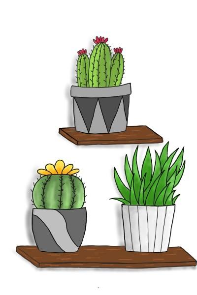 Plant Digital Drawing | mooni | PENUP