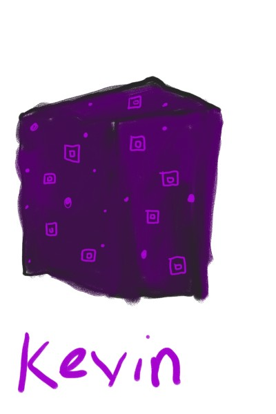 kevin the cube | SG_Murphy | Digital Drawing | PENUP