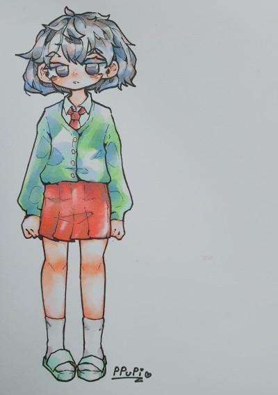 마카긂1 | PPuPi | Digital Drawing | PENUP