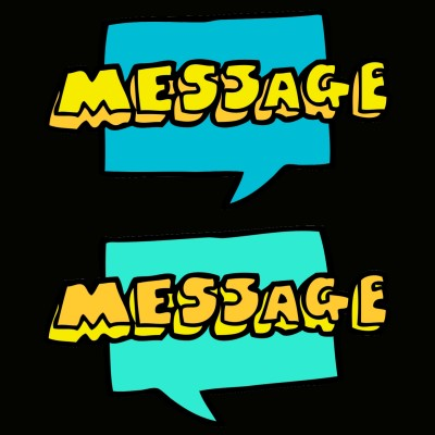 Message | Mylena | Digital Drawing | PENUP