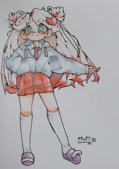 손긂2 | PPuPi | Digital Drawing | PENUP