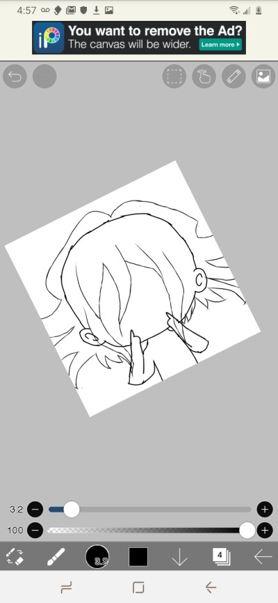 w.i.p of kokichi | ItzBxbbleTea_.x | Digital Drawing | PENUP