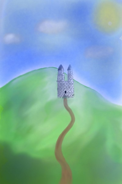 Stairs to the Castle  | robert90zgr | Digital Drawing | PENUP