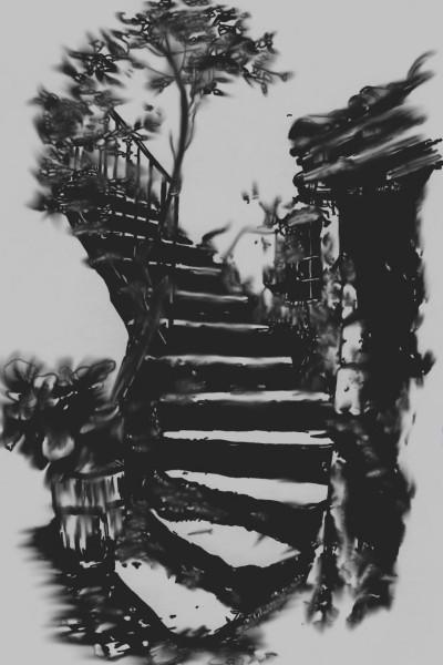 schody | Drakeen | Digital Drawing | PENUP