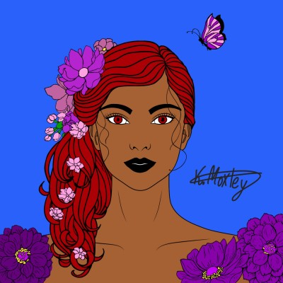 For my Boyfriend  | KiraMoxley | Digital Drawing | PENUP
