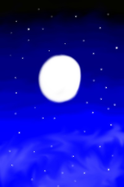 Starry Night   Autumn.Queen   Digital Drawing   PENUP