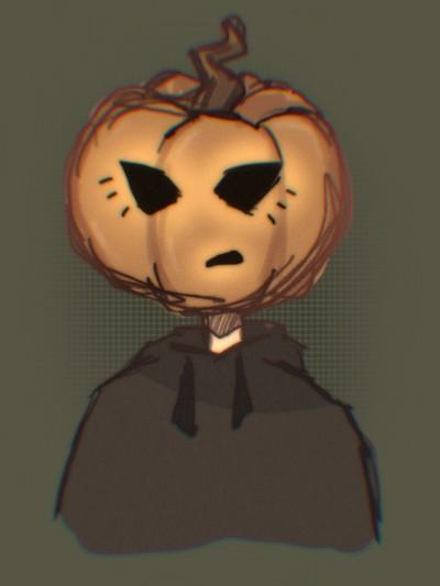 pumpkin boi | hi.everyone | Digital Drawing | PENUP