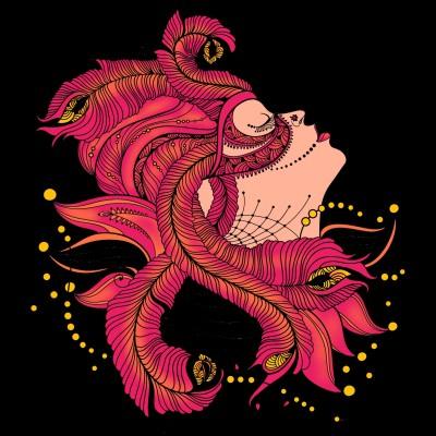 Mardi Gras | tashapreisner | Digital Drawing | PENUP