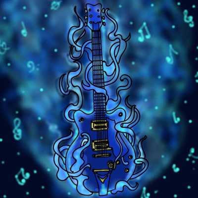 Let the music play!  | Sylvia | Digital Drawing | PENUP