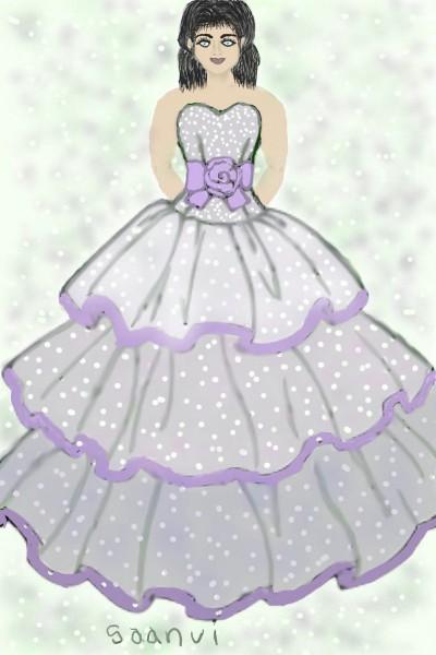 collab w/saanvi   Rhonda   Digital Drawing   PENUP