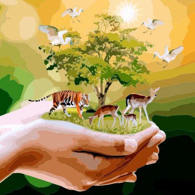 protect life  | camilla | Digital Drawing | PENUP