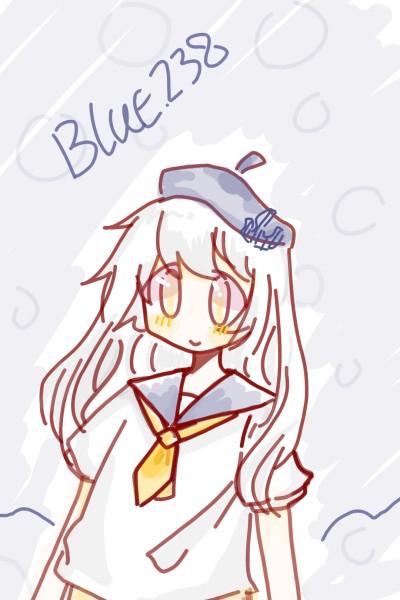 Character Digital Drawing | YuAnYuU | PENUP