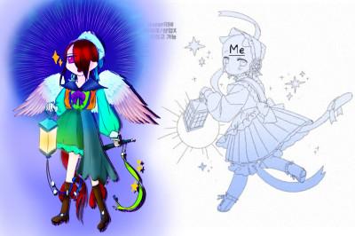 이럼 되나요...?   Princess_sowol   Digital Drawing   PENUP