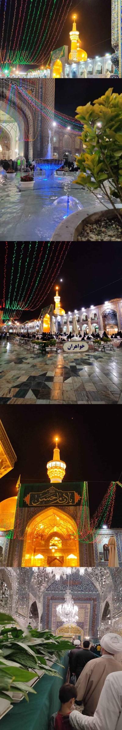 I was at the shrine of Imam Reza tonight | hossein.salmani | Digital Drawing | PENUP
