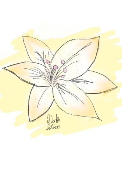 Plant Digital Drawing | DarkWina | PENUP