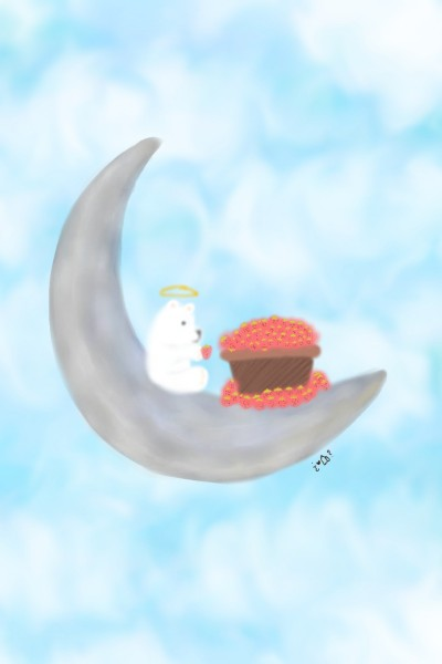 Dulce sabor, suave cariño | ALB | Digital Drawing | PENUP