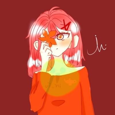 가을소녀(?) | jjoleuttu_SMILE | Digital Drawing | PENUP