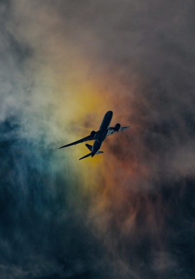my plane is going up to the clouds  | FadeXMe | Digital Drawing | PENUP