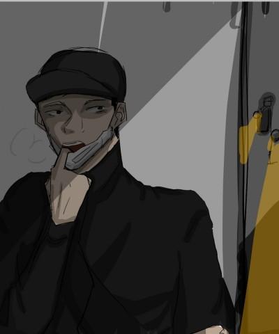 이게 범죄자 짘ㅋㅋ | H.PKay | Digital Drawing | PENUP