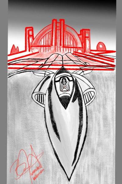 wonder woman  | blaccrow | Digital Drawing | PENUP