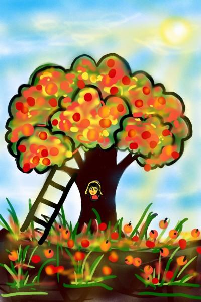 SummerKaz coloring | Barbra | Digital Drawing | PENUP