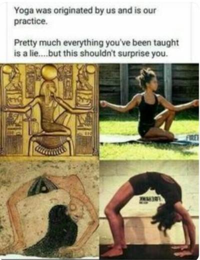 Egyptian Yoga   KayTee   Digital Drawing   PENUP
