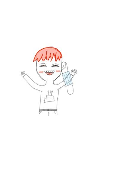 생일축하드려요! | rileybaek | Digital Drawing | PENUP