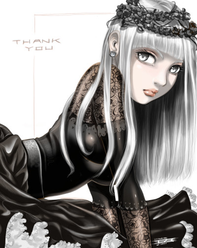 thanks  | tosi73 | Digital Drawing | PENUP
