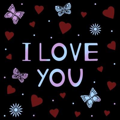♡♡♡ | Love_14 | Digital Drawing | PENUP