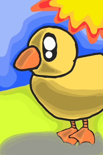 Ducky! | IraBot | Digital Drawing | PENUP